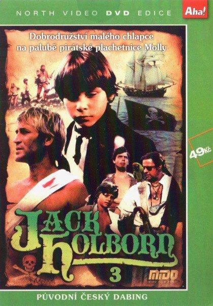 Jack Holborn DVD 3 (papírový obal)