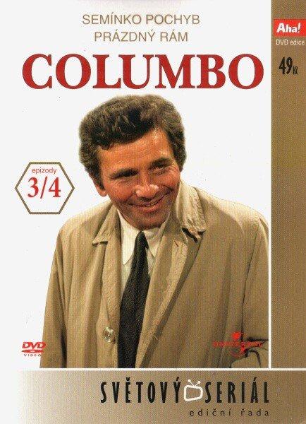 Columbo (Peter Falk) (DVD) - 03.+04. díl (papírový obal)