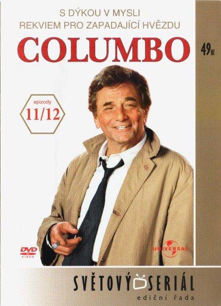 Columbo (Peter Falk) (DVD) - 11.+12. díl (papírový obal)
