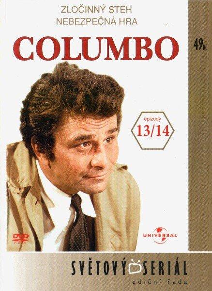 Columbo (Peter Falk) (DVD) - 13.+14. díl (papírový obal)