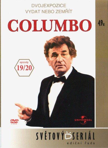 Columbo (Peter Falk) (DVD) - 19.+20. díl (papírový obal)