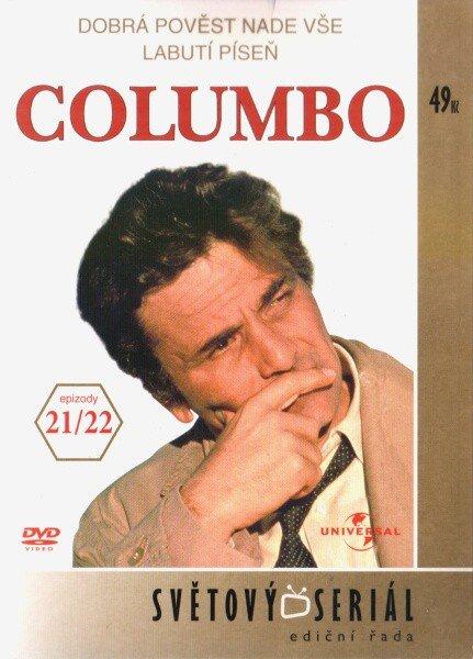 Columbo (Peter Falk) (DVD) - 21.+22. díl (papírový obal)