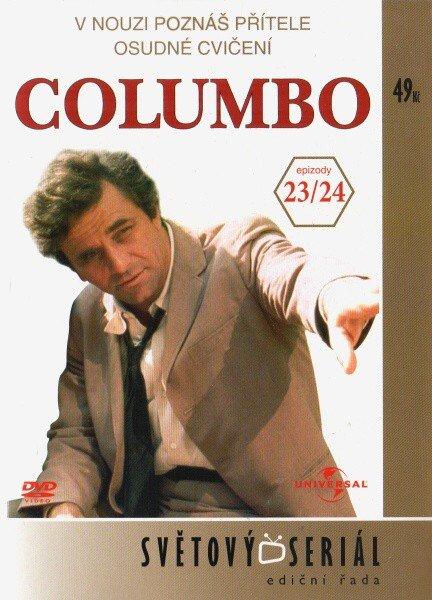 Columbo (Peter Falk) (DVD) - 23.+24. díl (papírový obal)