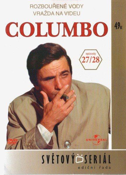 Columbo (Peter Falk) (DVD) - 27.+28. díl (papírový obal)