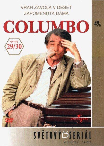 Columbo (Peter Falk) (DVD) - 29.+30. díl (papírový obal)