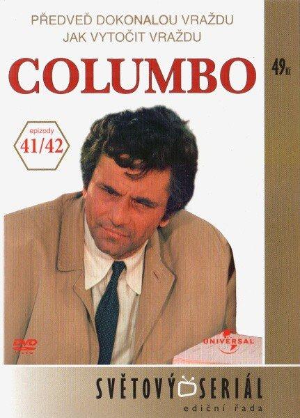 Columbo (Peter Falk) (DVD) - 41.+42. díl (papírový obal)