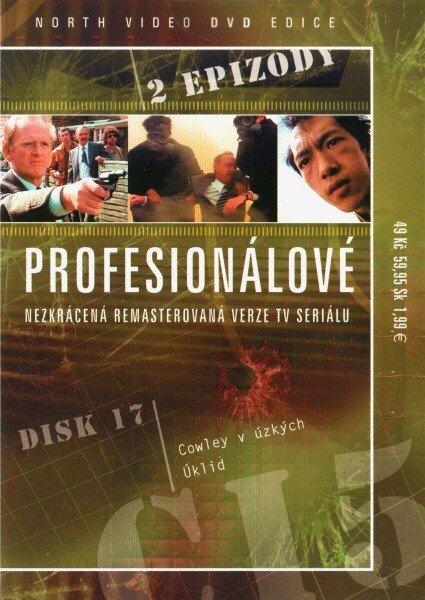 Profesionálové - DVD 17 (2 díly) - nezkrácená remasterovaná verze (papírový obal)