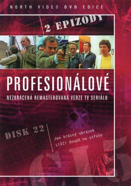Profesionálové - DVD 22 (2 díly) - nezkrácená remasterovaná verze (papírový obal)