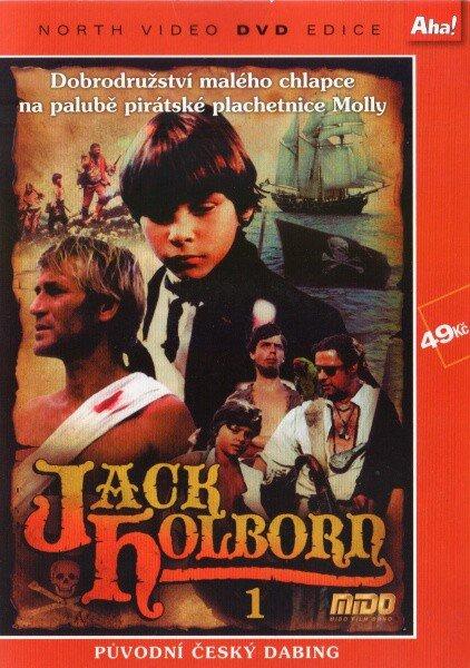 Jack Holborn DVD 1 (papírový obal)