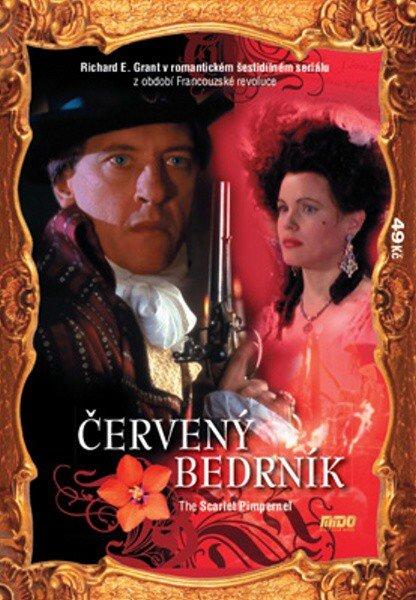 Červený Bedrník (DVD) - 1. díl (papírový obal)