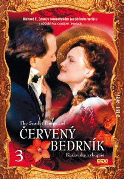 Červený Bedrník (DVD) - 3. díl (papírový obal)