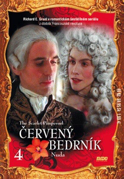 Červený Bedrník (DVD) - 4. díl (papírový obal)