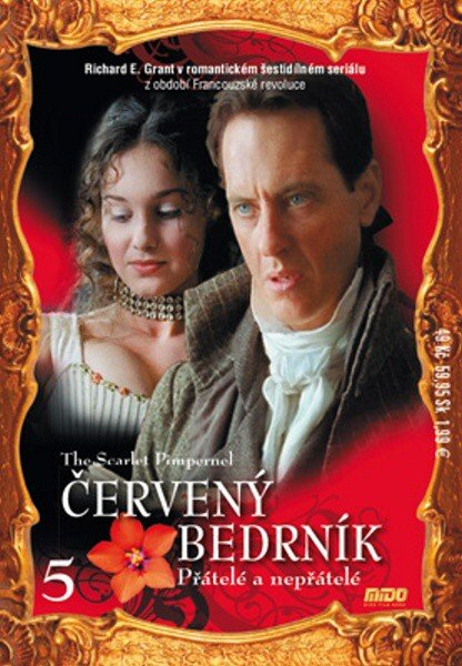 Červený Bedrník (DVD) - 5. díl (papírový obal)
