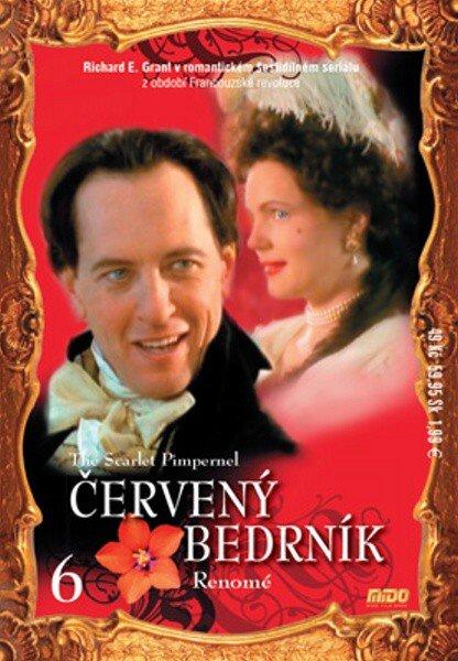 Červený Bedrník (DVD) - 6. díl (papírový obal)