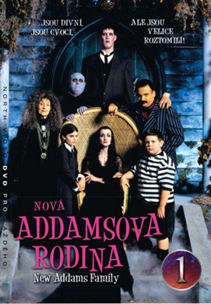 Nová Addamsova rodina (DVD) DISK 01 (papírový obal)