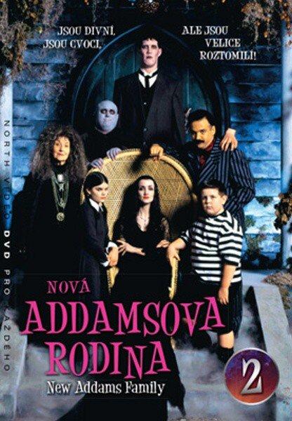 Nová Addamsova rodina (DVD) DISK 02 (papírový obal)