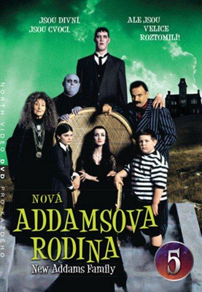 Nová Addamsova rodina (DVD) DISK 05 (papírový obal)