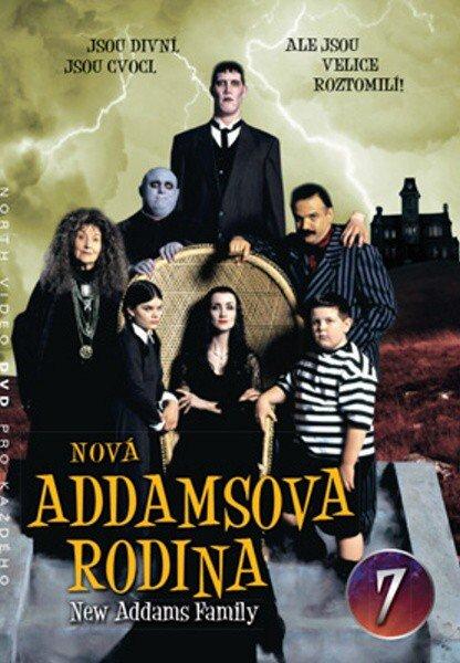 Nová Addamsova rodina (DVD) DISK 07 (papírový obal)