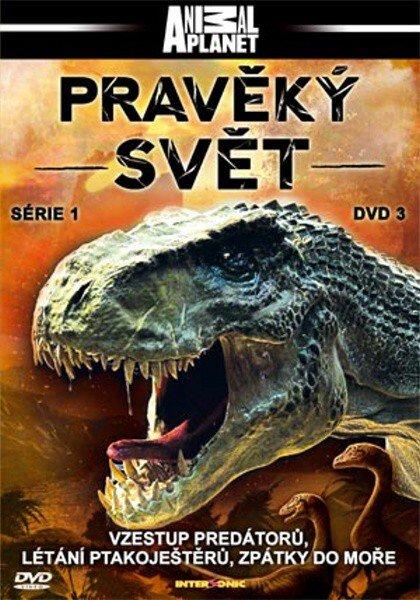Pravěký svět - 1. série - DVD 3 (papírový obal)