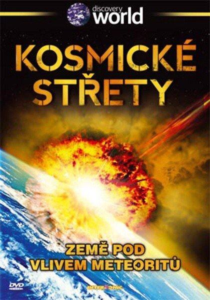 Kosmické střety (DVD) (papírový obal)