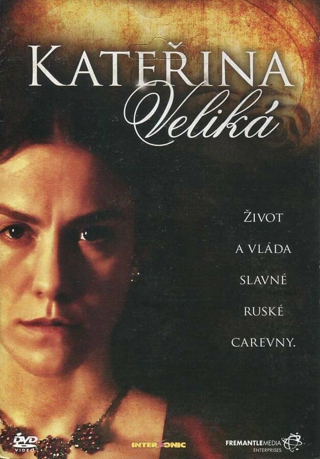 Kateřina Veliká (DVD) (papírový obal)