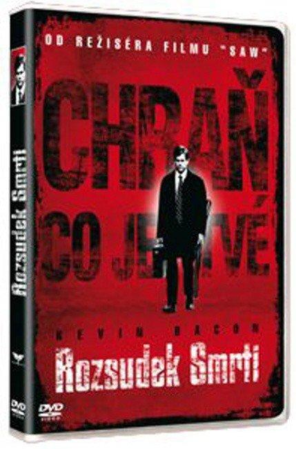 Rozsudek smrti (Kevin Bacon) (DVD)