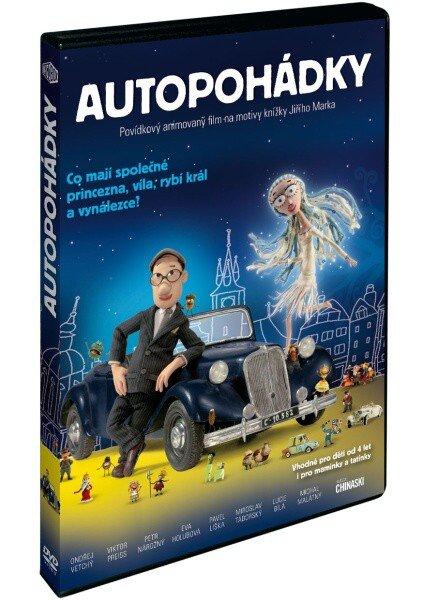 Autopohádky (DVD)