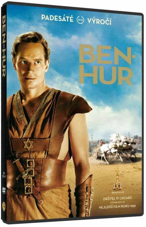 Ben Hur (2 DVD) - výroční edice