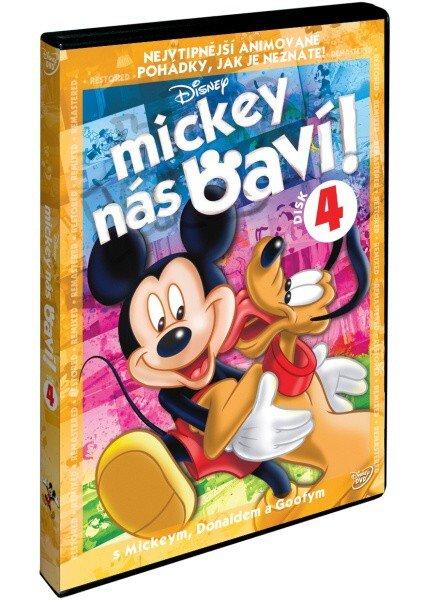 Mickey nás baví! - Disk 4 (DVD)