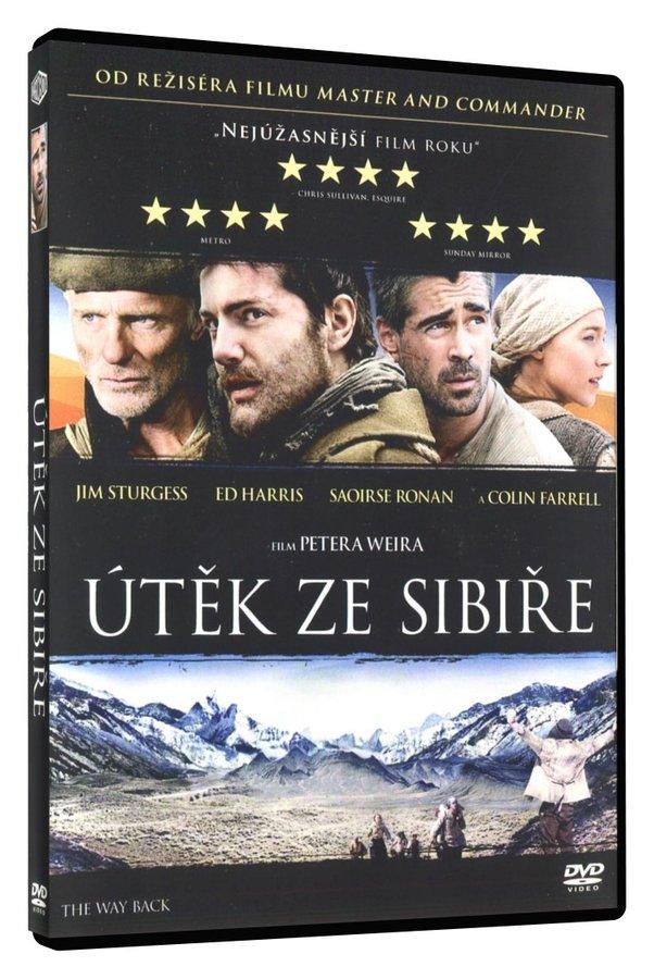 Útěk ze Sibiře (DVD)