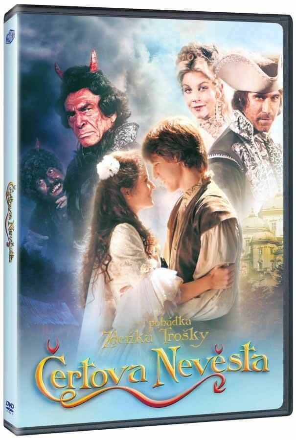 Čertova nevěsta (DVD)
