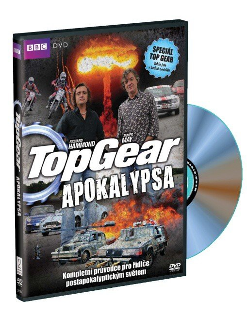 Top Gear: Apokalypsa (DVD)