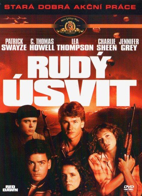 Rudý úsvit (DVD)