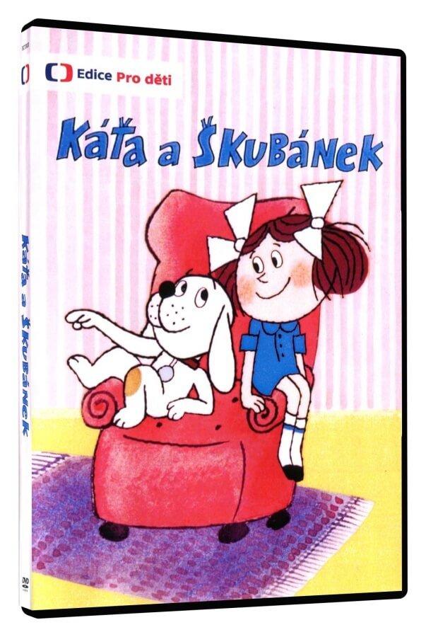 Káťa a Škubánek (DVD)