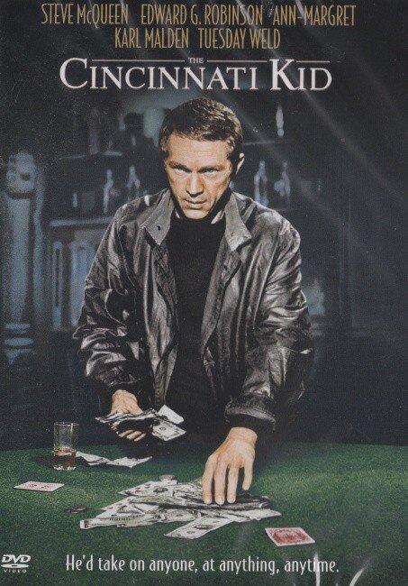 Cincinnati Kid (Steve McQueen) (DVD) - české titulky