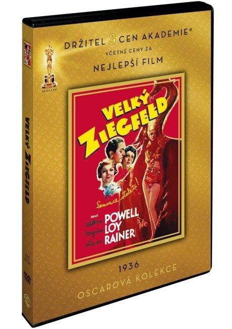 Velký Ziegfeld (DVD) (pouze s českými titulky) - oscarová edice