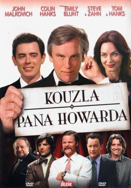 Kouzla pana Howarda (DVD) (papírový obal)