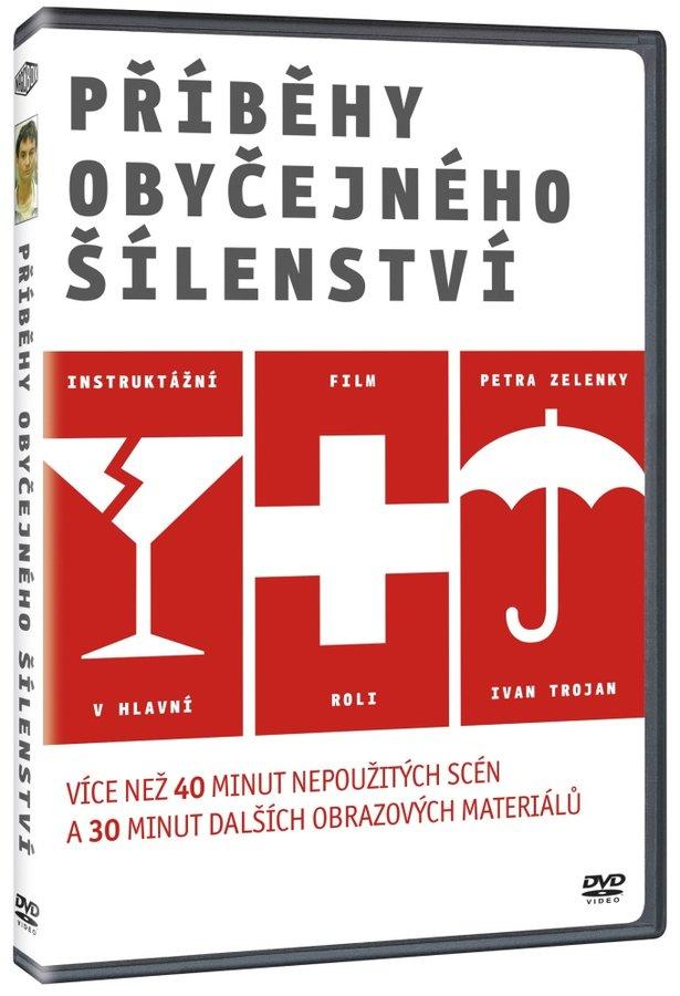 Příběhy obyčejného šílenství (DVD)