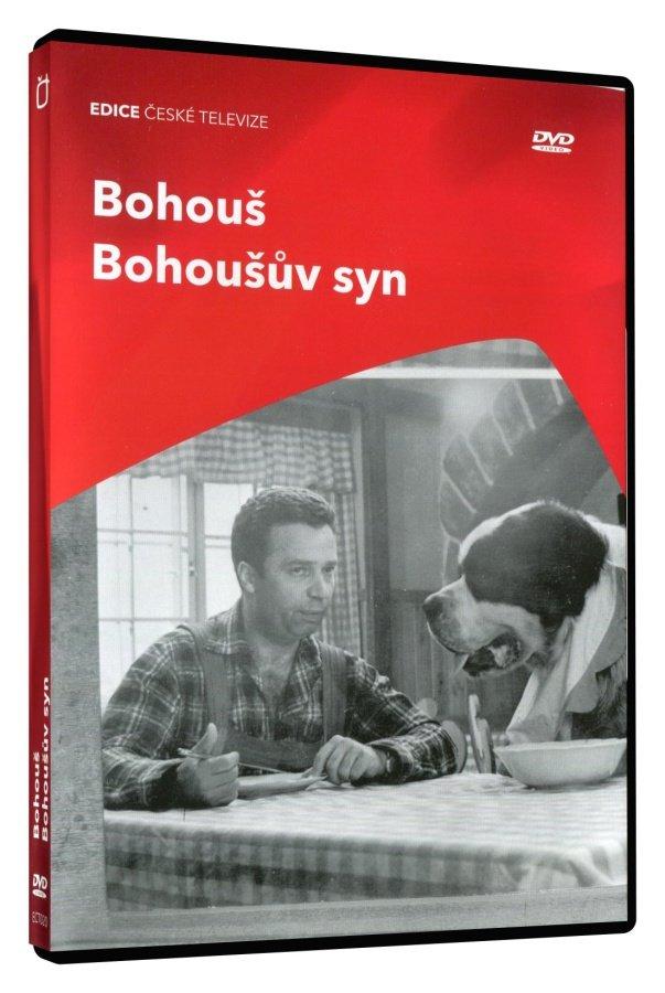 Bohouš / Bohoušův syn (DVD)