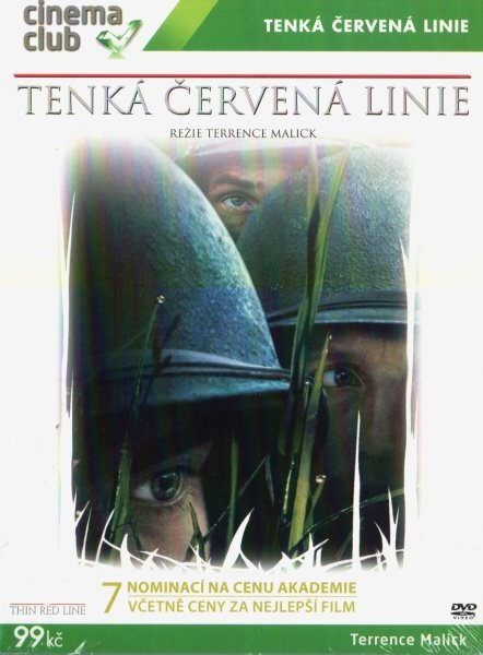 Tenká červená linie (DVD) - edice Cinema Club