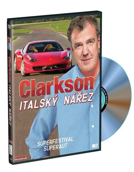 Clarkson: Italský nářez (DVD)