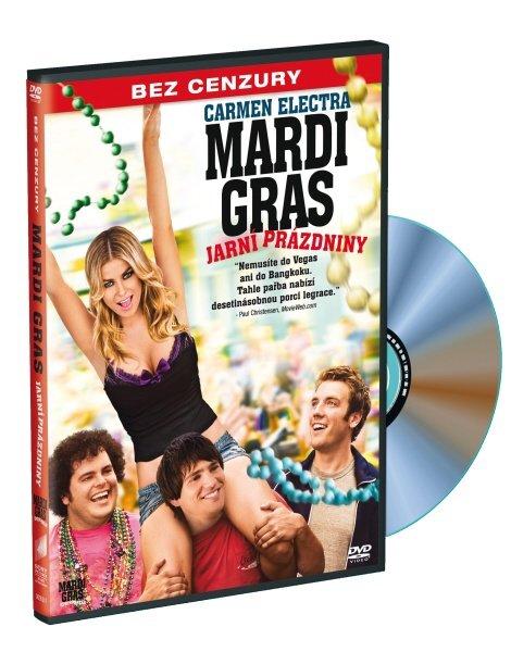 Mardi Gras: Jarní prázdniny (DVD)