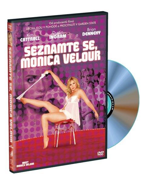 Seznamte se, Monica Velour (DVD)