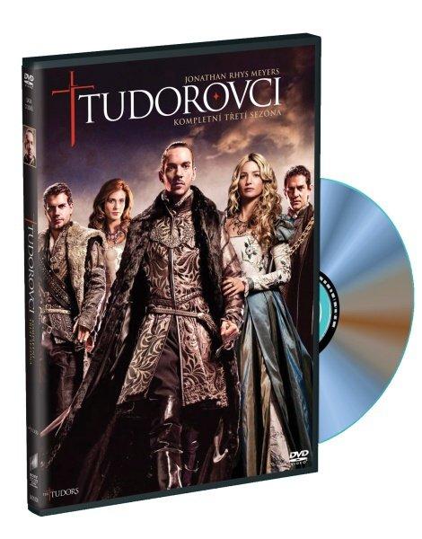 Tudorovci 3. sezóna - 3xDVD (8 dílů)