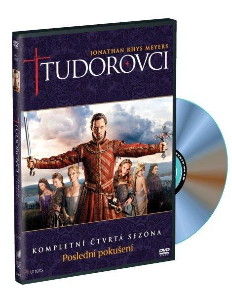 Tudorovci 4. sezóna - 3xDVD (10 dílů)