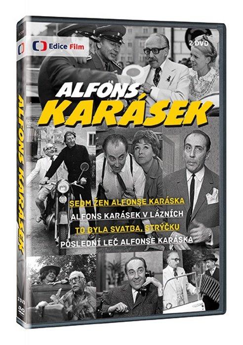 Alfons Karásek - kolekce (2xDVD)