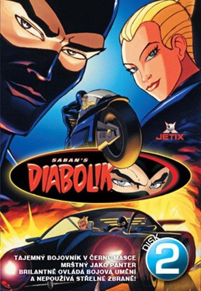 Diabolik 02 (DVD) (papírový obal)