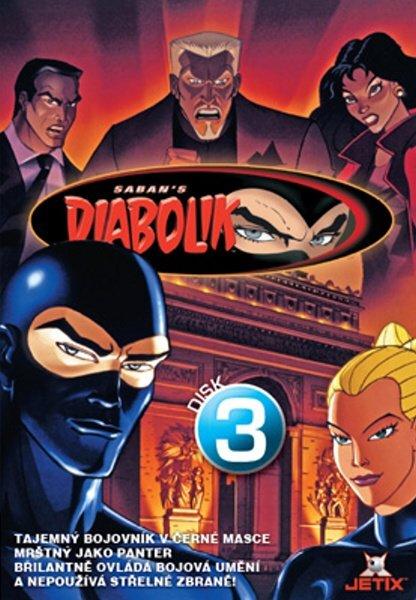 Diabolik 03 (DVD) (papírový obal)
