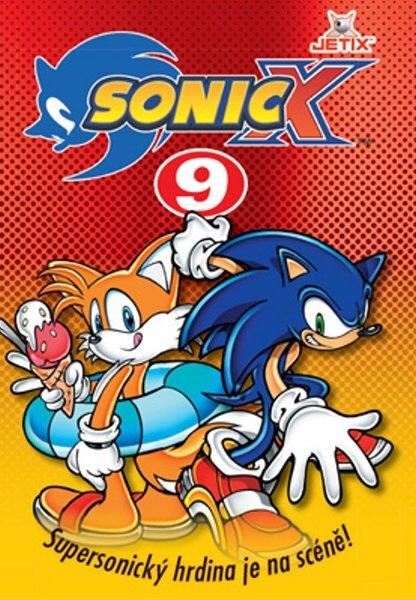 Sonic X 09 (DVD) (papírový obal)