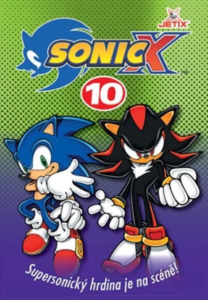 Sonic X 10 (DVD) (papírový obal)